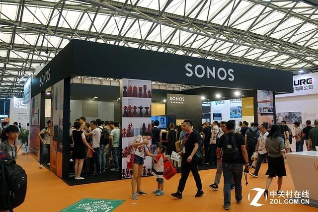 强强联手 Sonos打造智能家居新聆听体验