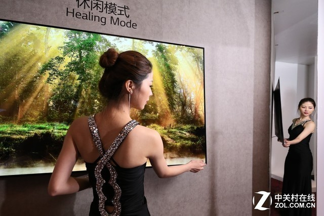 LG Display在中国专利局举办OLED技术说明会