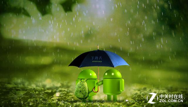 调查 大部分安卓手机在用过时系统版本