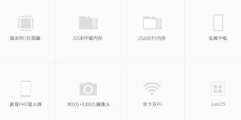 2015最有价值手机 699元iuni i1入选