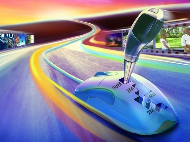 新研究有线电视网络速度可飙升至10Gbps
