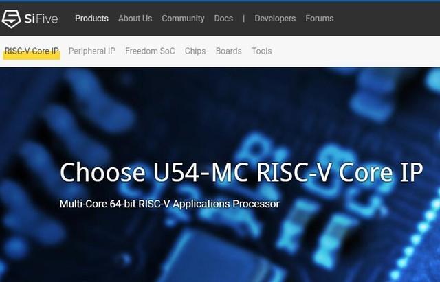 开源力量:首款RISC-V处理器 支持Linux