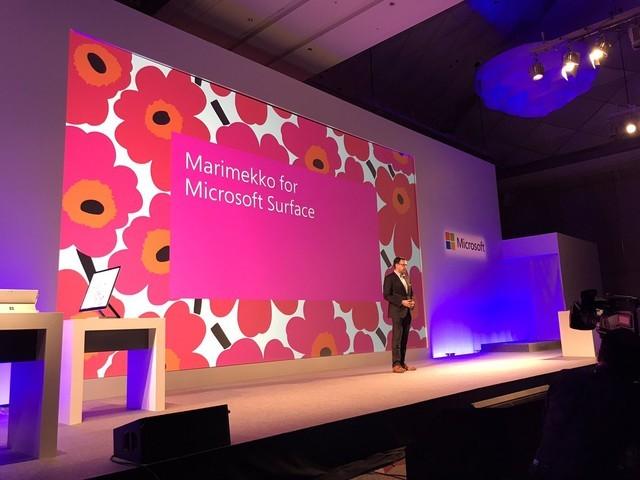 秒变时尚达人 微软推出全新Surface配件
