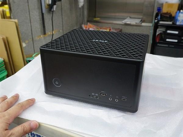 索泰推出Ryzen 5迷你PC 支持GTX 1070