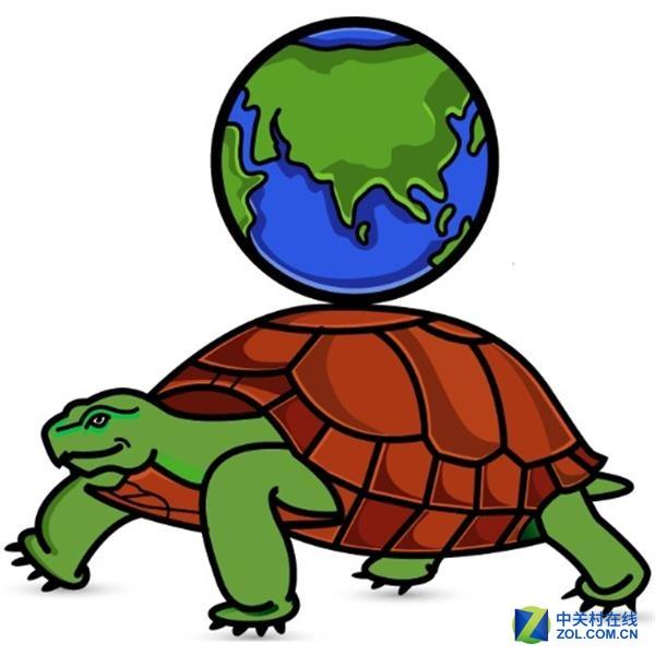 海龟保护矢量图
