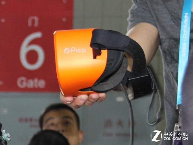 虚拟现实当道 Pico VR游戏套件亮相CESA