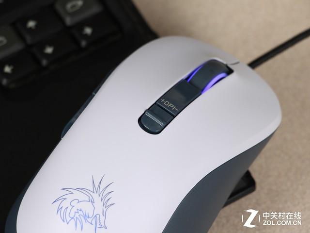 最纯粹的设计 富勒CO 300游戏鼠标首测