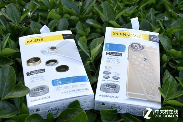 大开眼界:摩米士4合1精英手机镜头评测