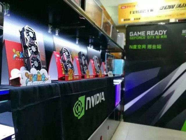N度空间邢台站 10系显卡玩家畅享大作