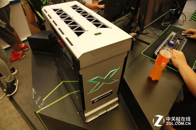 ChinaJoy 2017:名龙堂展示高端MOD主机