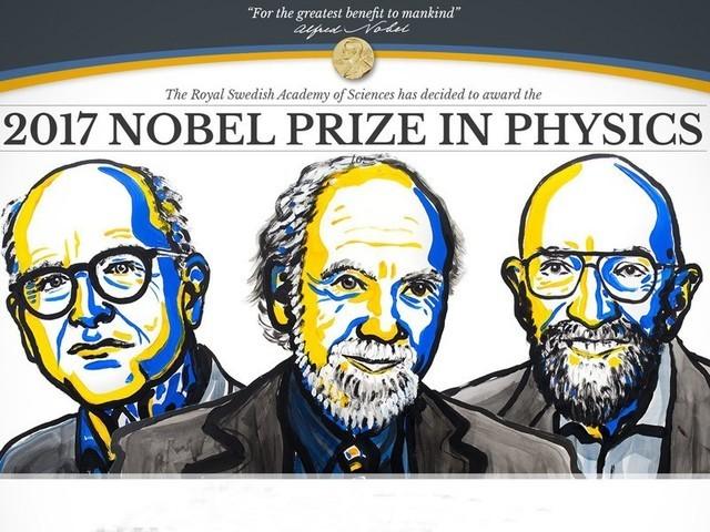 爱因斯坦最后拼图 LIGO获得诺贝尔奖