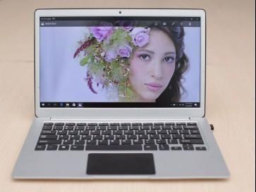 品铂W13,这款笔记本支持SSD硬盘扩展