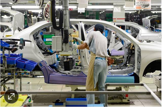 豐田收購人工智能公司:加速研發無人汽車