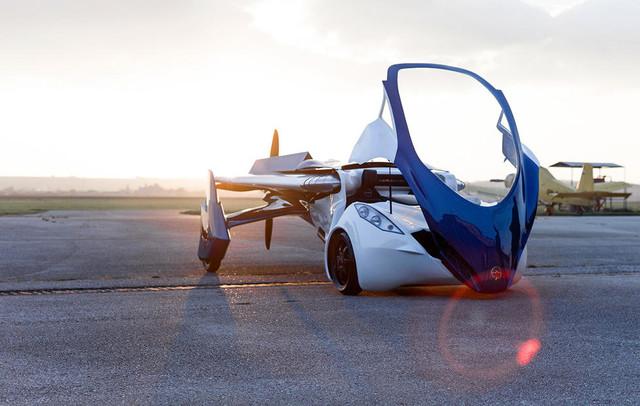 自动驾驶不稀罕 用户渴望自动飞行汽车