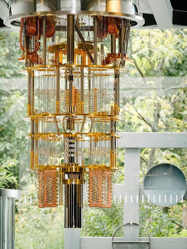 IBM成就量子霸权 研发50位量子计算机