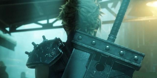 《最终幻想7》重制版离发售路还很长