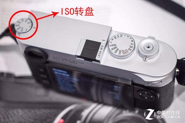 新增ISO转盘 徕卡M10机顶外观谍照曝光