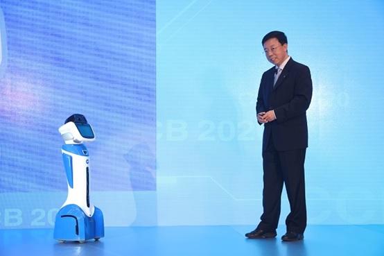 银行机器人迎来新一轮进化:懂娱乐,更懂业务