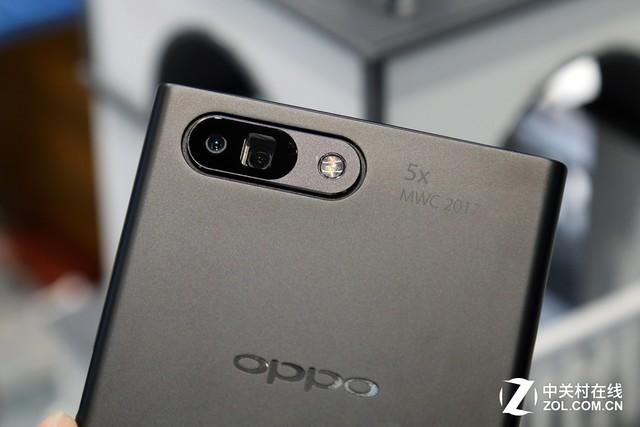 OPPO拍照黑科技体验 潜望式镜头5倍变焦