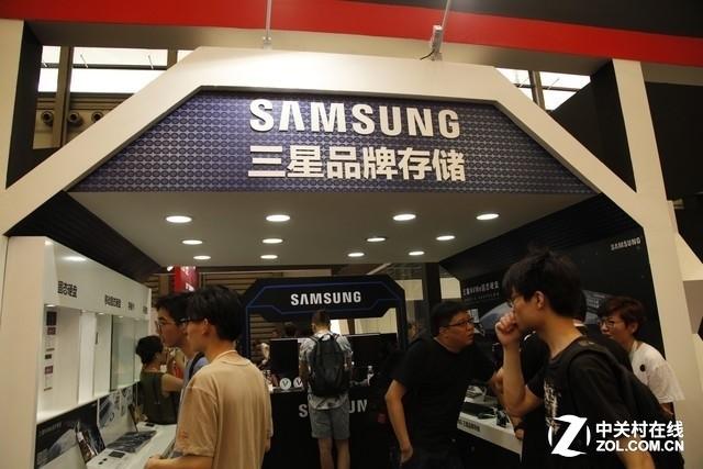 CHINAJOY2017:三星SSD助力MOD主机
