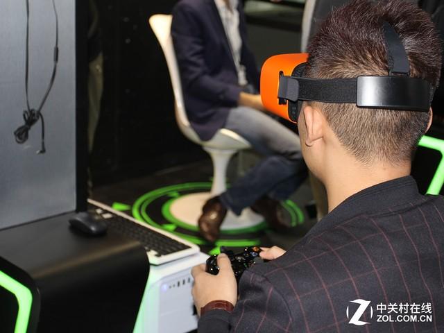 CESA2016首日落幕 VR成主流游戏设备