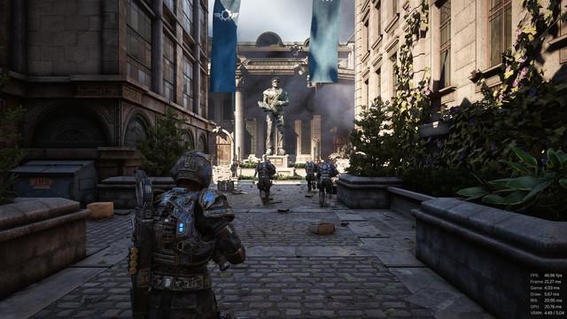 《战争机器4》迎来新地图 更新规则