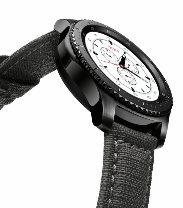 三星推Gear S3 Frontier特别版智能手表