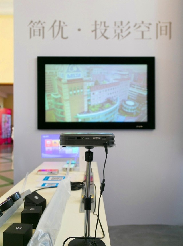 Vivitek(丽讯)投影机惊艳上海设计周