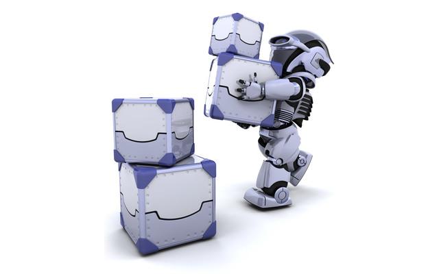 搬运机器人的普及降低了人工