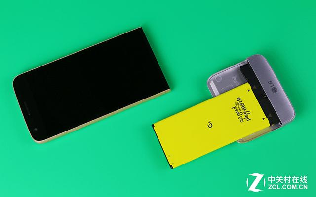 LG G5:一款模块化+双摄像头的不羁之作
