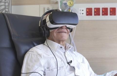 发力VR医疗 三星开发VR心理健康诊疗工具