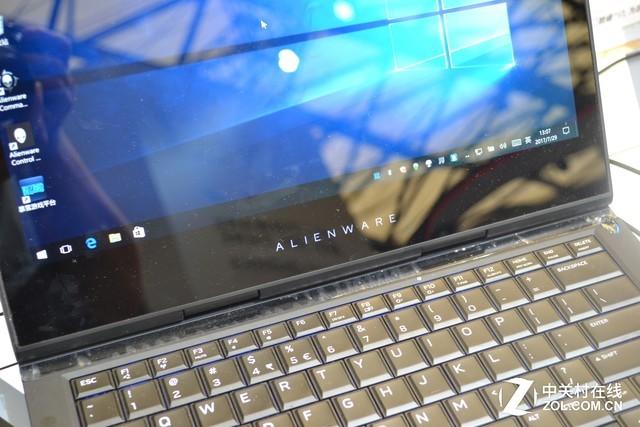 CJ现场产品速评之外星人Alienware 13