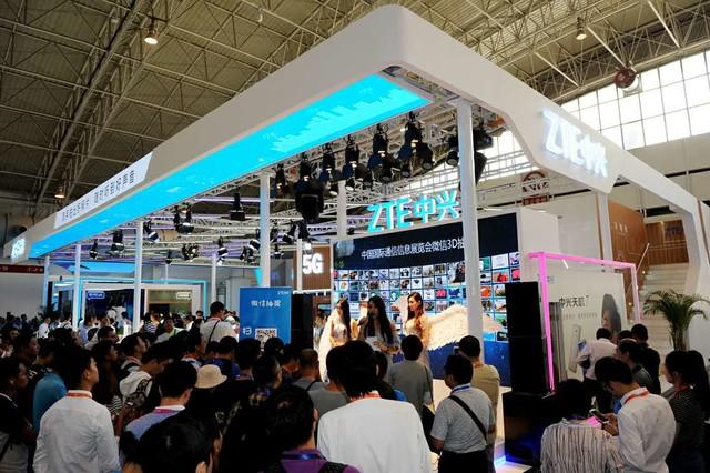 创新加身 中兴天机7成北京展潮流先锋