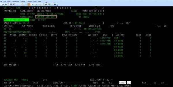 i7-8700K被曝10月5日上市 下一代x86
