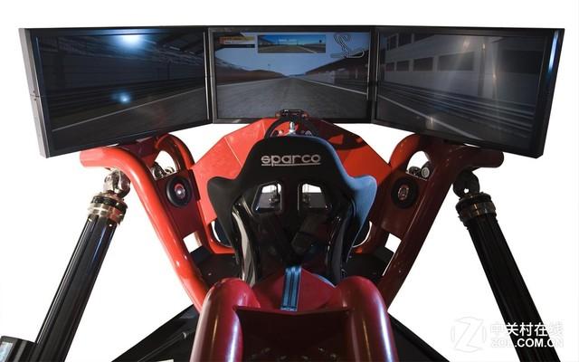 小心喽!赛车模拟器可能带你一步登天
