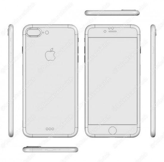不仅是双摄像头 iPhone7Plus搭载3G内存