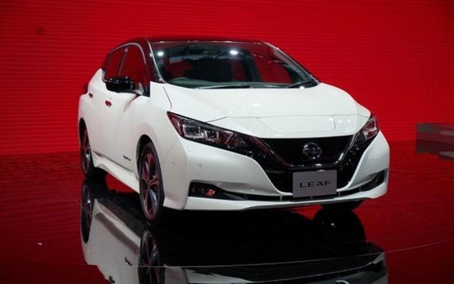 全新一代Leaf亮相广州车展 明年或国产
