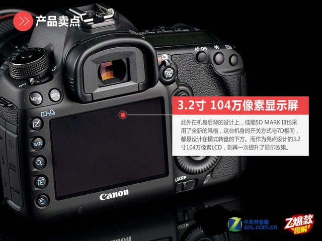 极限冰点 佳能5D Mark III仅需14350元