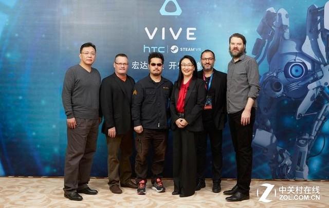 突破思维疆界 HTC VIVE开发者峰会召开