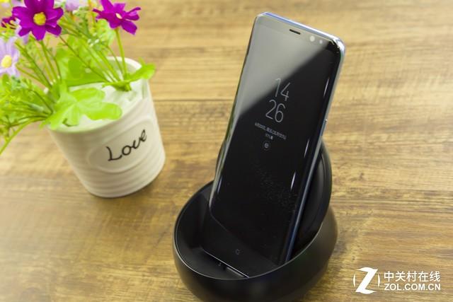放下手机就成电脑 三星DeX扩展坞评测