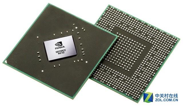 NVIDIA发布MX130和MX110移动显卡