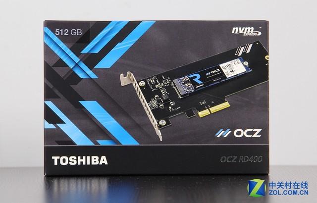 NVMe悍将 东芝OCZ RD400 PCI-E SSD评测