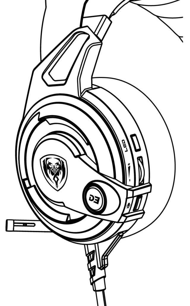 双擎四核 硕美科G949DE游戏耳机技术遭曝光