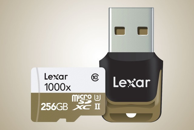存储真赚钱 雷克沙也推全新1000X SD卡