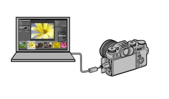 富士宣布正开发全新的RAW转换软件