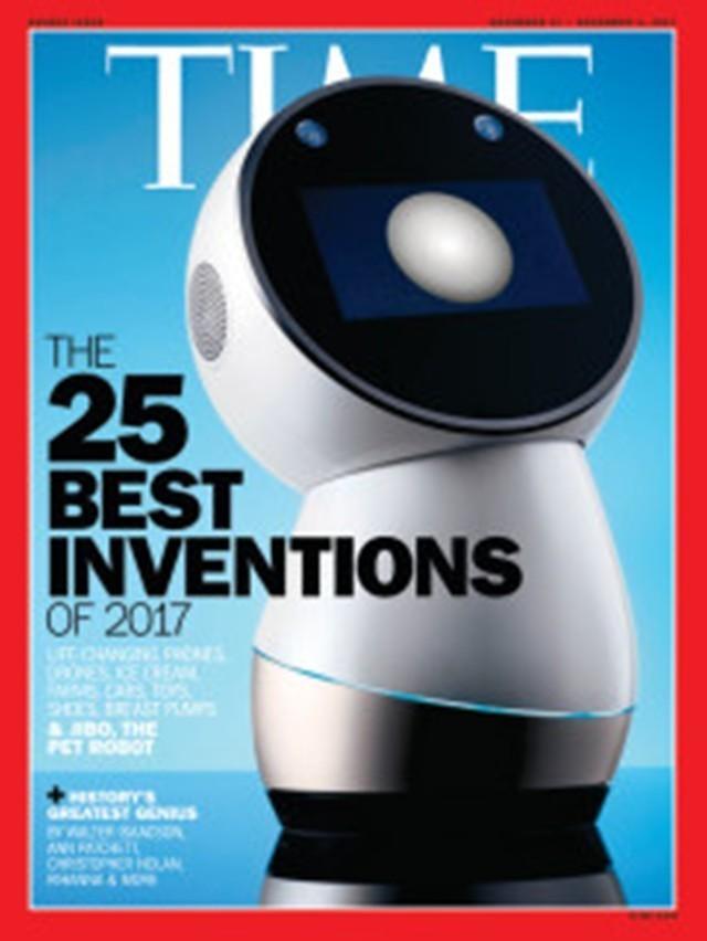 时代周刊发布25项最佳发明:iPhone X和NS入选