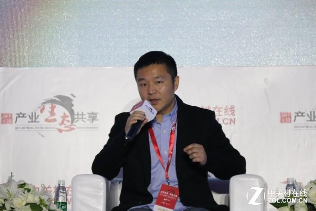 李雪:物联网平台需要采用共享模式
