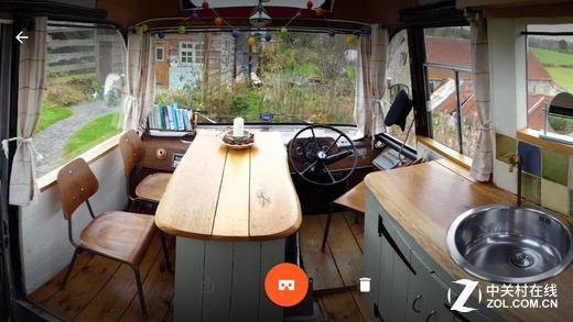 Cardboard相机APP发布:iPhone也能拍3D全景图片