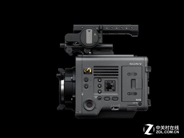 支持6K 索尼发布全幅电影摄像机Venice