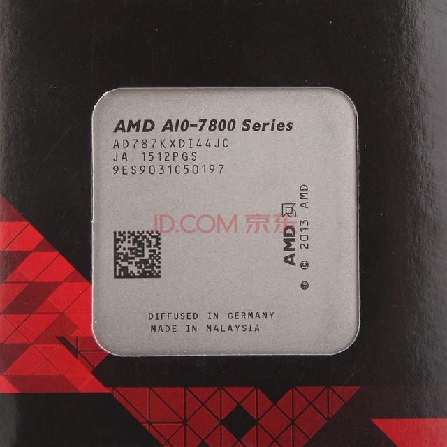 Godavari旗舰U AMD A10-7870K售899元
